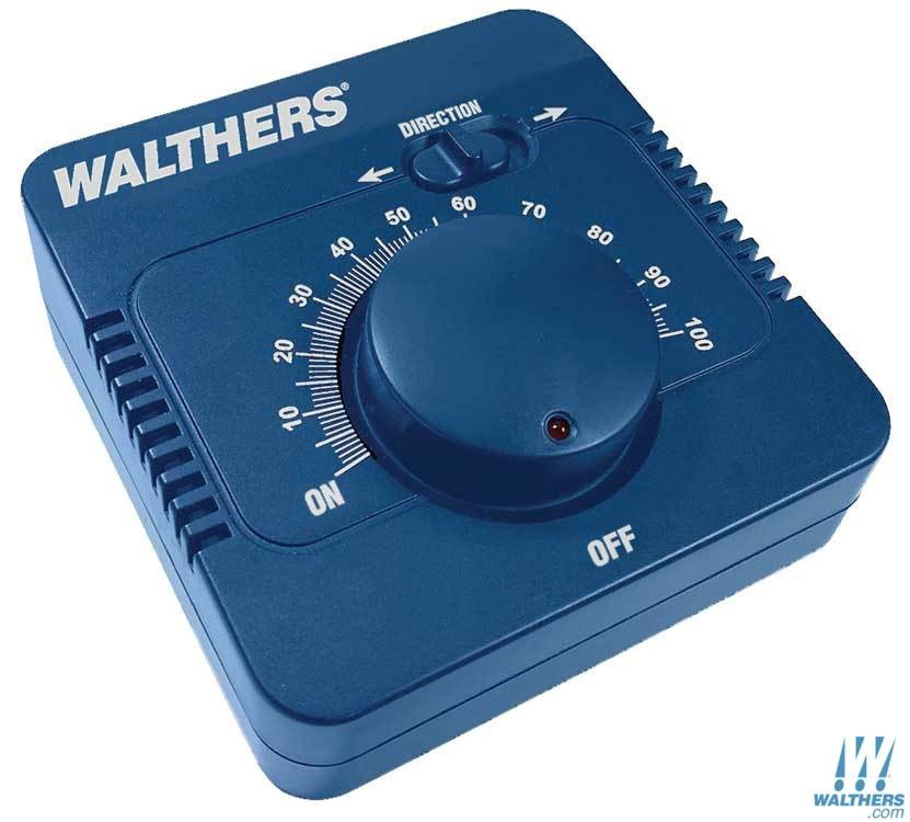 Walthers #942-4000 DC Train Control -- 2 Amps,