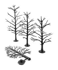 Woodland Scenics #TR1123 12 Deciduous 5in-7in (12.7cm- 17.7cm)