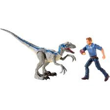 JURASSIC WORLD GYROSPHERE & CLAIRE