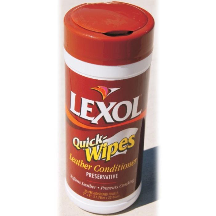 Lexol Conditoner Wipes