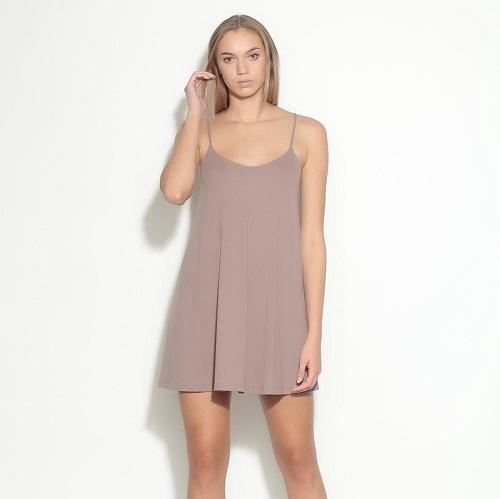 Very V Drape Dress | Coco