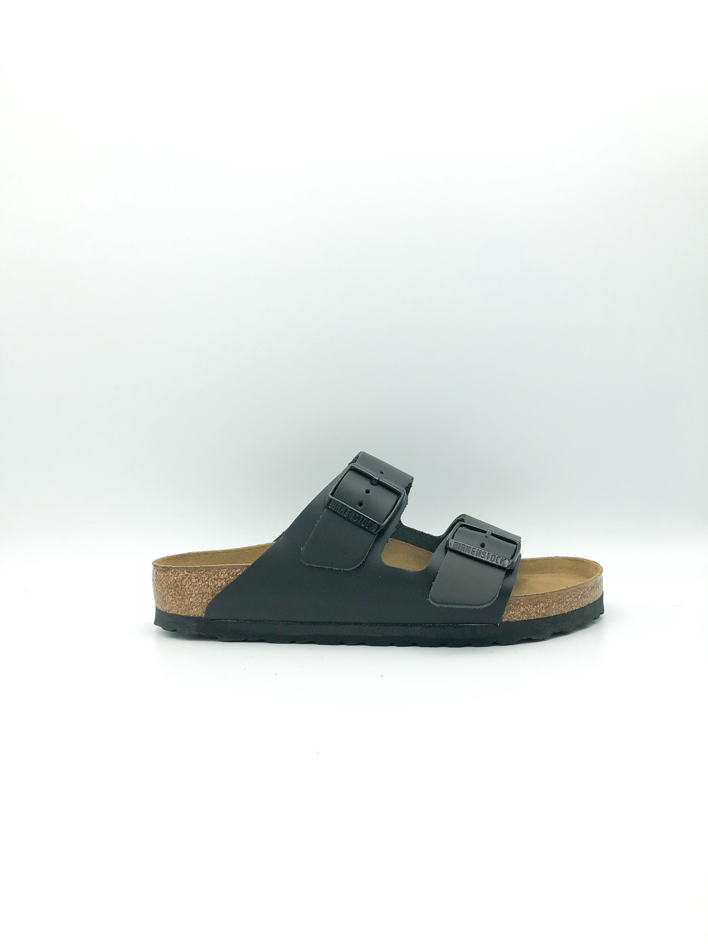 BIRKENSTOCK - ARIZONA IN BLACK LEATHER