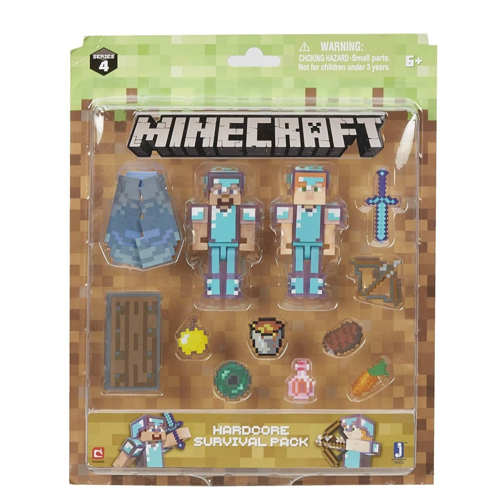 MINECRAFT HARDCORE SURVIVAL PACK