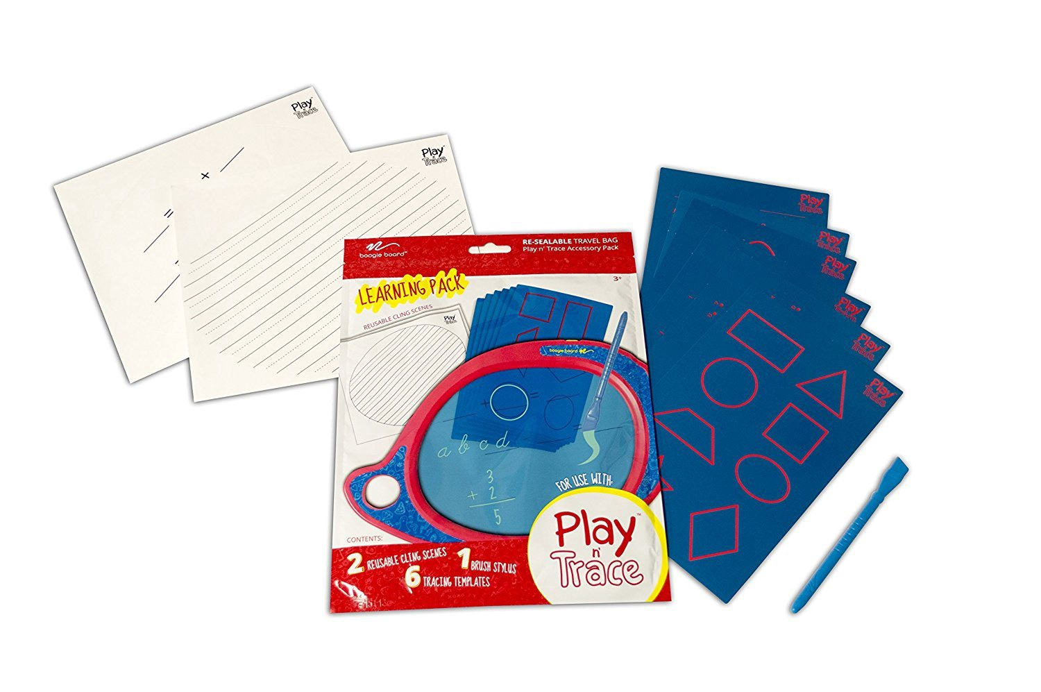 X KD ACPL10005 PLAY N TRACE LETTERS NUMBERS