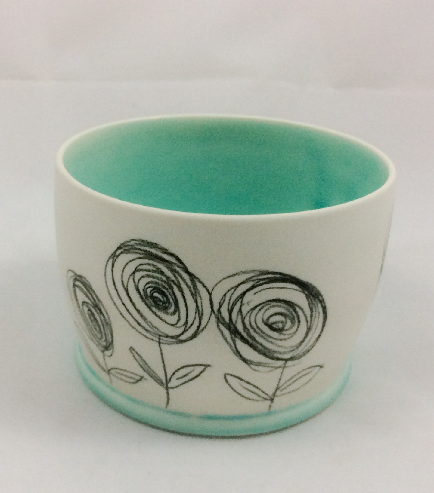 Buttercup Scribble Bowl - Small