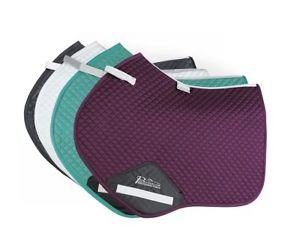 Shires Performance Suede Jumping Pad