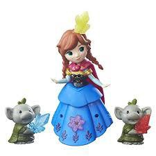 FROZEN LITTLE KINGDOM ANNA & ROCK TROLLS