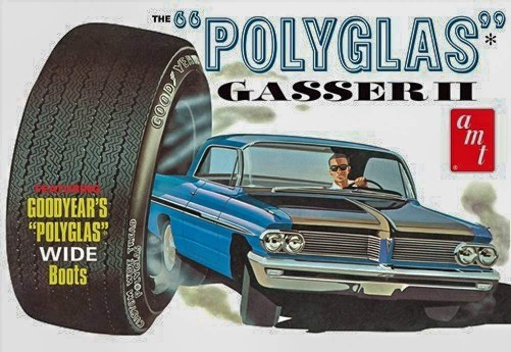 AMT #1092 1/25 Polyglas Gasser II