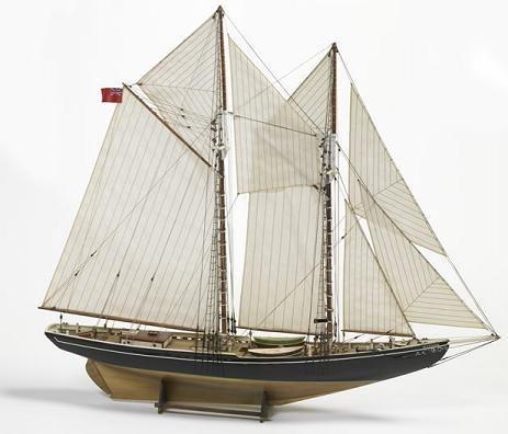 Billing Boats #0600 1/100 Blue Nose II Schooner