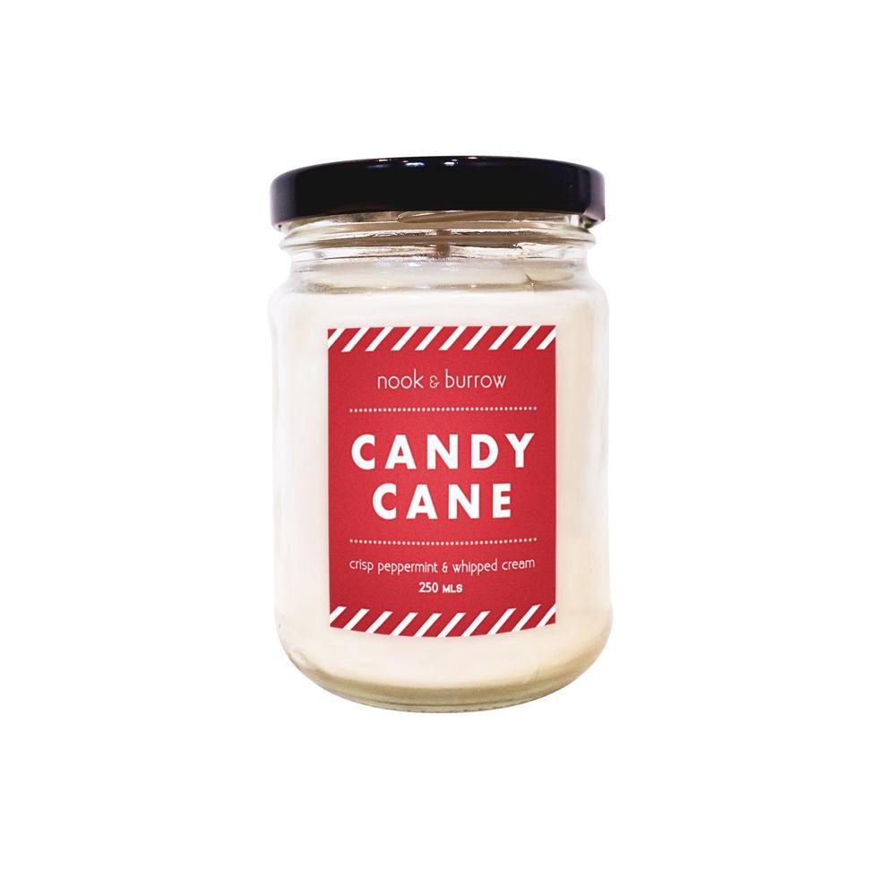Candy Cane | candle 250ml - 25+ hr burn time