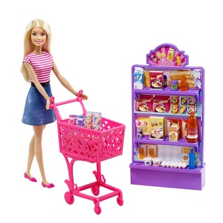 BARBIE SUPERMARKET PLAYSET
