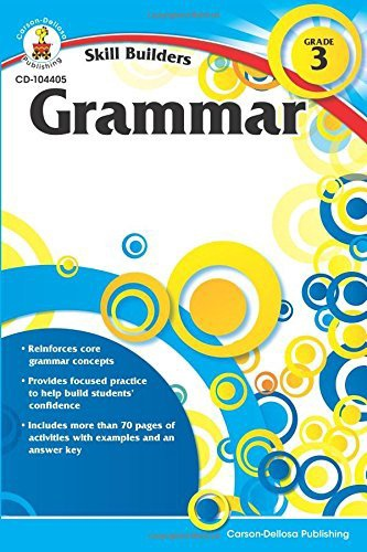 CD 104405 SKILL BUILDERS GRAMMAR G3