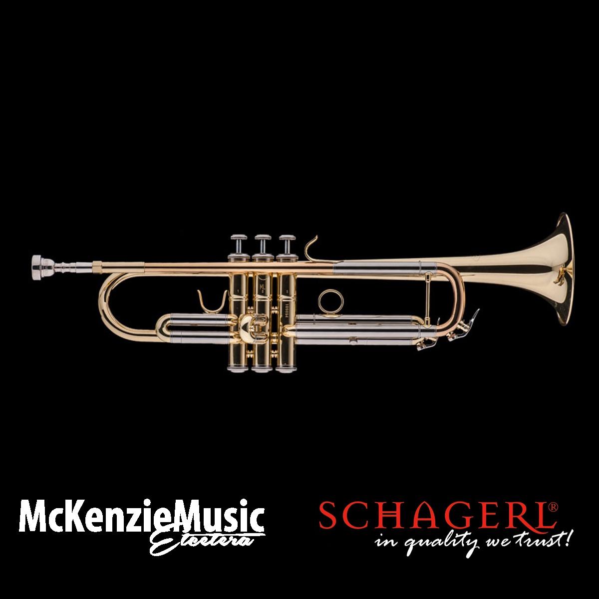 Schagerl JM421L Trumpet