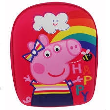 PEPPA PIG BACK PACK B
