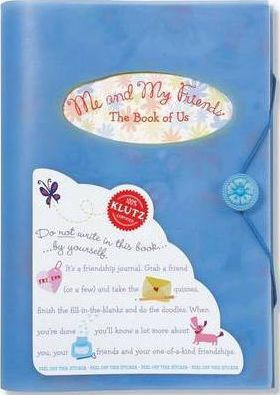 ME AND MY FRIENDS THE BOOK OF