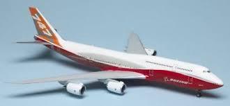 Zvezda #7010 1/144 Boeing 747-8 Civil Airliner