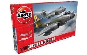AIRFIX GLOSTER METEOR F8 1:48