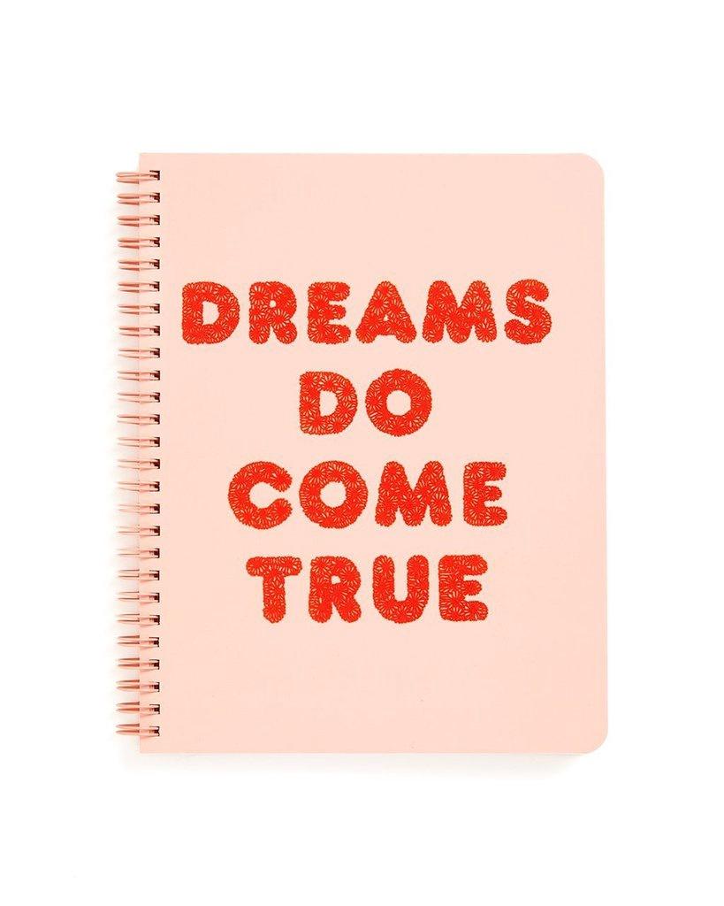 Rough Draft Dreams Mini Notebook by Ban.do