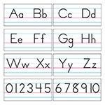 T 1858 BASIC MANUSCRIPT ALPHABET BBS