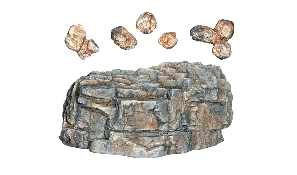 Woodland Scenics # C1236 Rock Mold Classic Rock