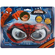 SPIDER-MAN DELUXE SUPERHERO SWIM GOGGLES