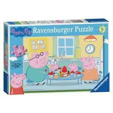 PEPPA PIG FAMILY TIME 35 PC PUZZLE
