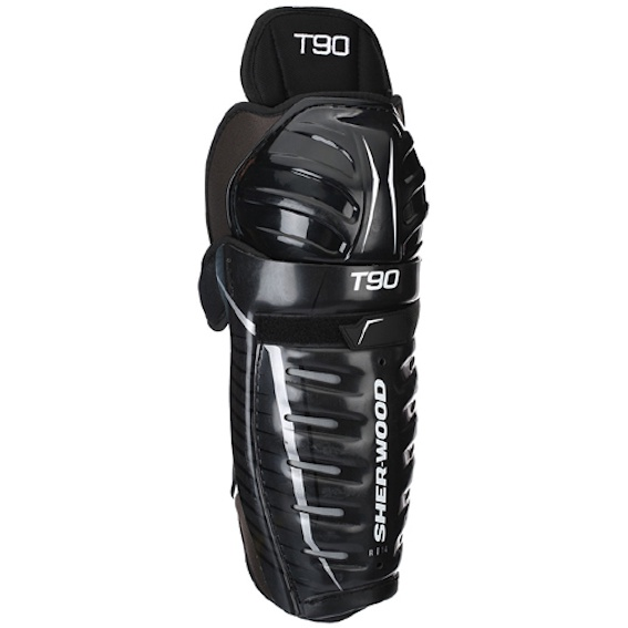 Sherwood T90 Shin Pads-Senior