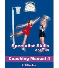 Netskills Coaching Manual 4 - Specialist Skills Goaling