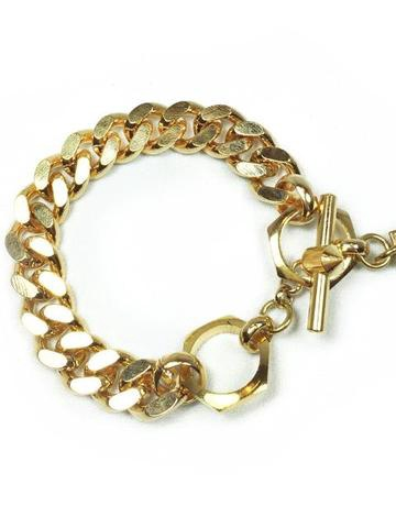 BIKO - REBEL COLLAR IN GOLD