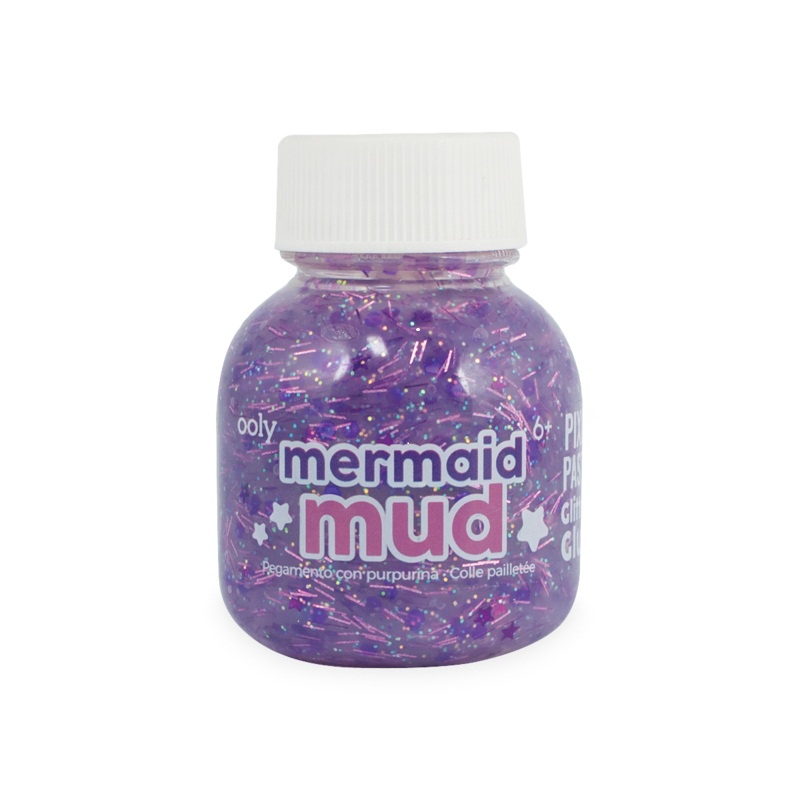 PIXIE PASTE GLITTER GLUE MERMAID MUD
