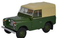 Oxford #76 LAN188020 1/76 Land Rover Series 1 88