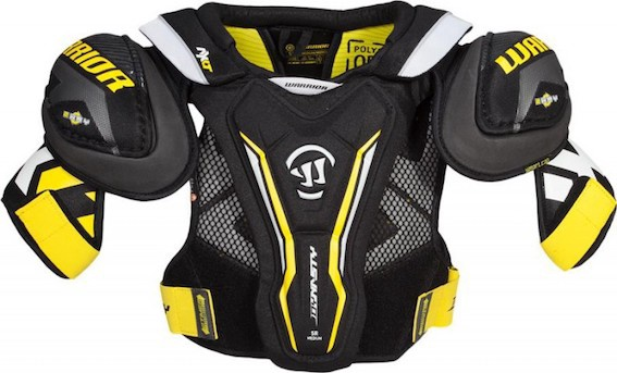 Warrior AXLT Shoulder Pad-Intermediate