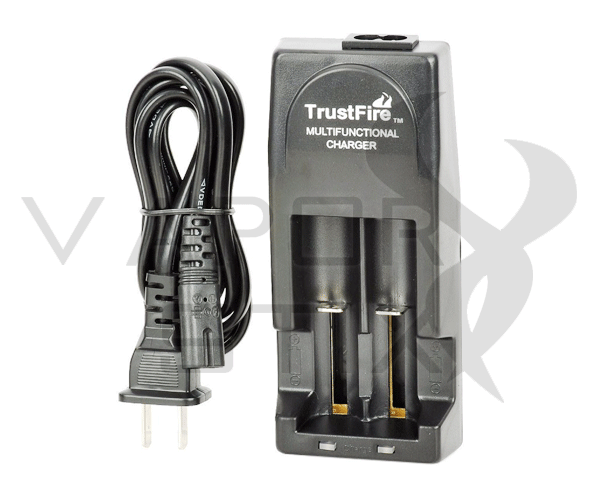 TrustFire 2 Bay Charger