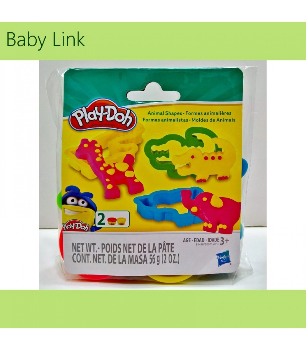 PLAY-DOH ANIMAL SHAPES