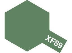 Tamiya Acrylic Paint #81789 XF-89 Dark Green 2