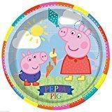 PEGGA PIG PLATES