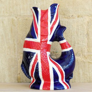 Gluggle Jug - Union Jack Limited Edition