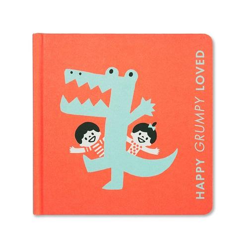Happy Grumpy Loved Book