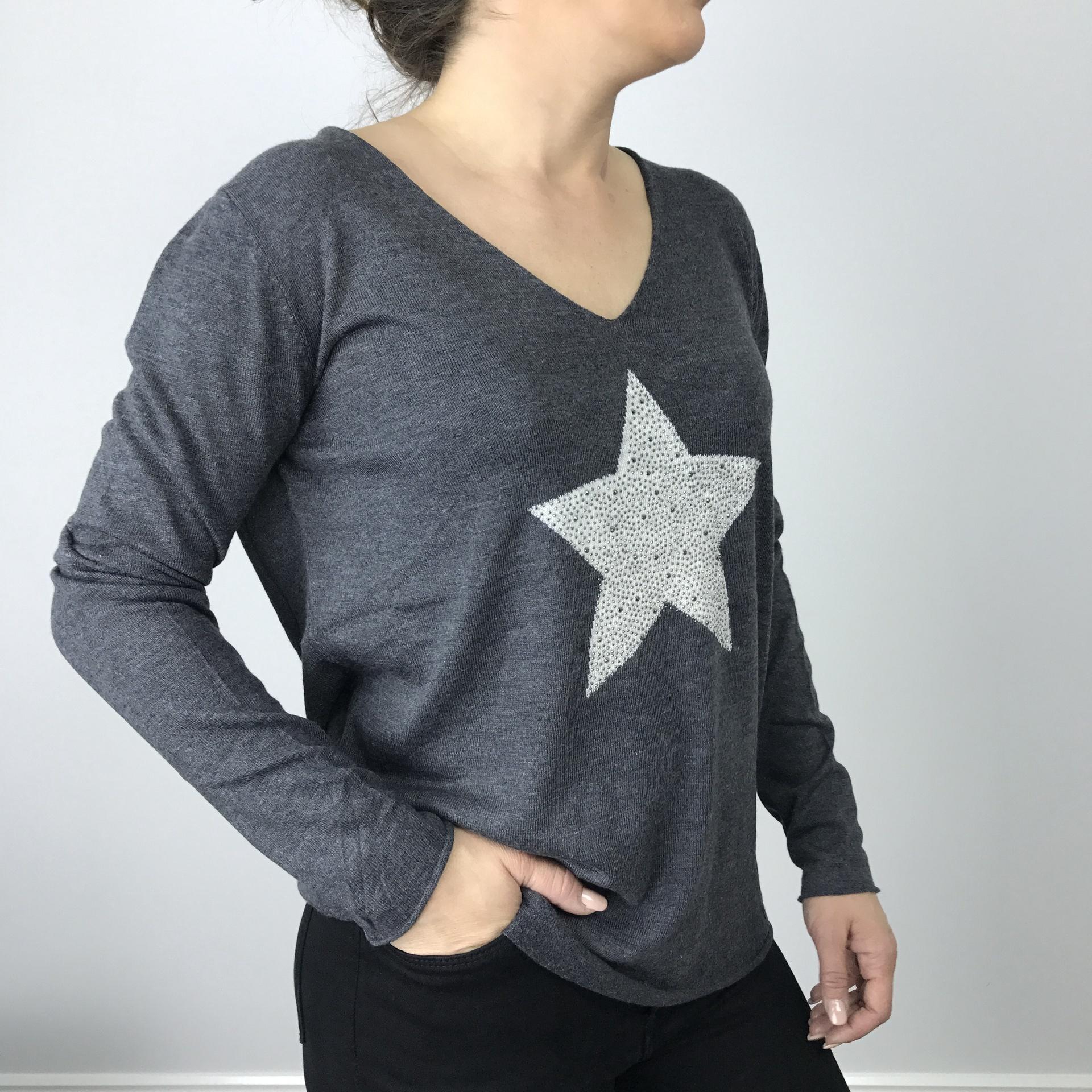 Version Feminin Star Jumper
