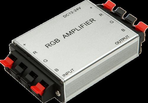 RGB AMPLIFIER DC 24V. MAX POWER 144 WATTS