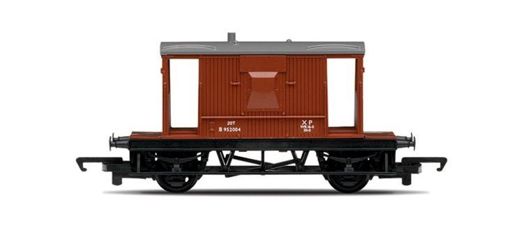 Hornby #R6368 BR 20 Ton Brake Van