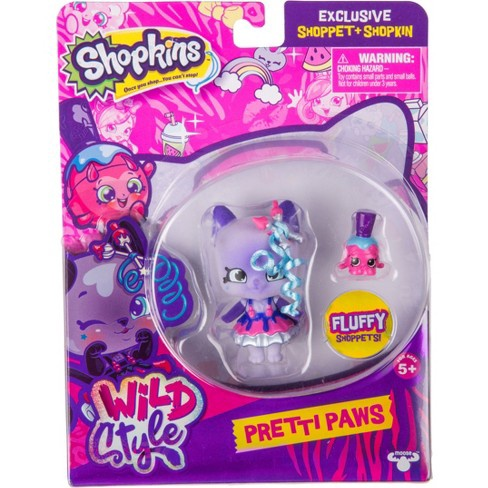 SHOPKINS PRETTI PAWS
