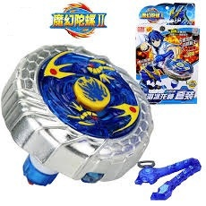 SPIN FIGHTERS OCEAN DRAGON DING