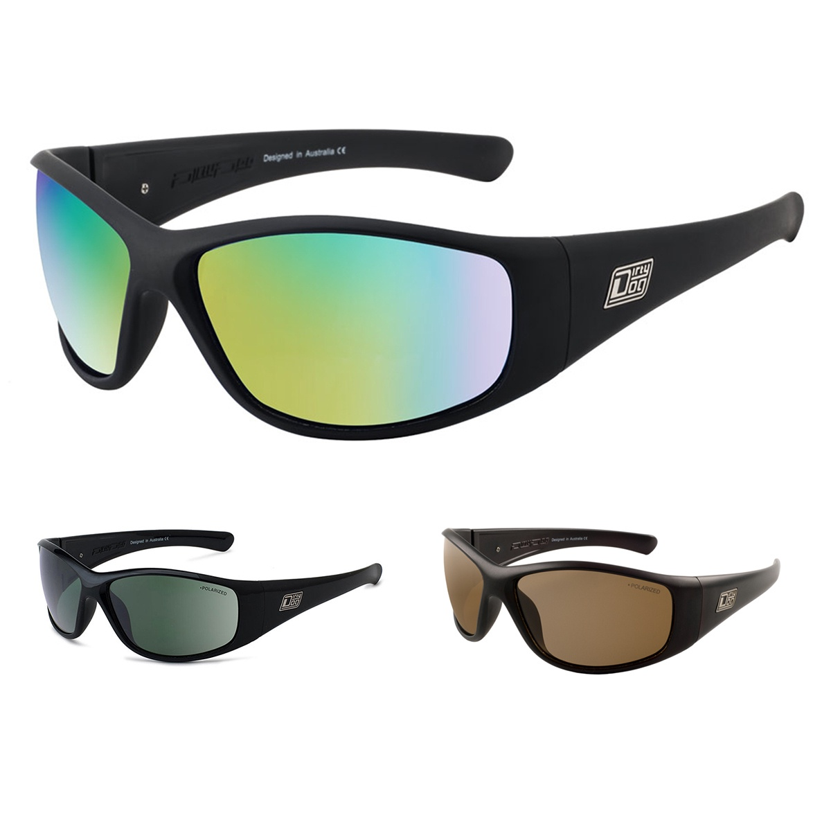 057550df137 Dirty Dog Ridge Polarised Sunglasses