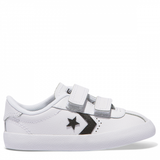 Converse Inf Breakpoint 2V Lthr Low White