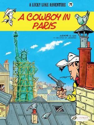 Lucky Luke #71 A Cowboy in Paris