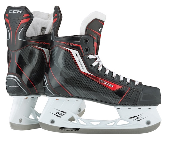 CCM Jetspeed 270 Skates-Youth