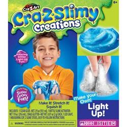 CRA-Z-SLIMY CREATIONS LIGHT UP