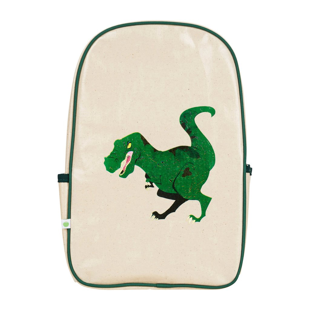 Apple and Mint Little Backpack - Dinosaur