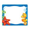 T 68083 SEA BUDDIES NAMETAGS